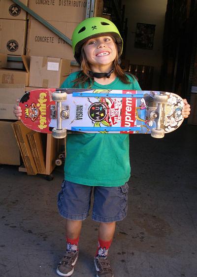 CKE Skateboard Park