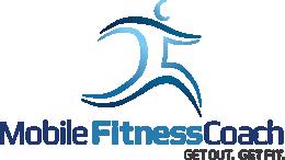 Mobile Fitness Logo