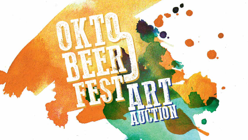 Octobeerfest Art Auction