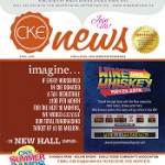 CKE News - April 2015