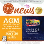 CKE News - May 2015